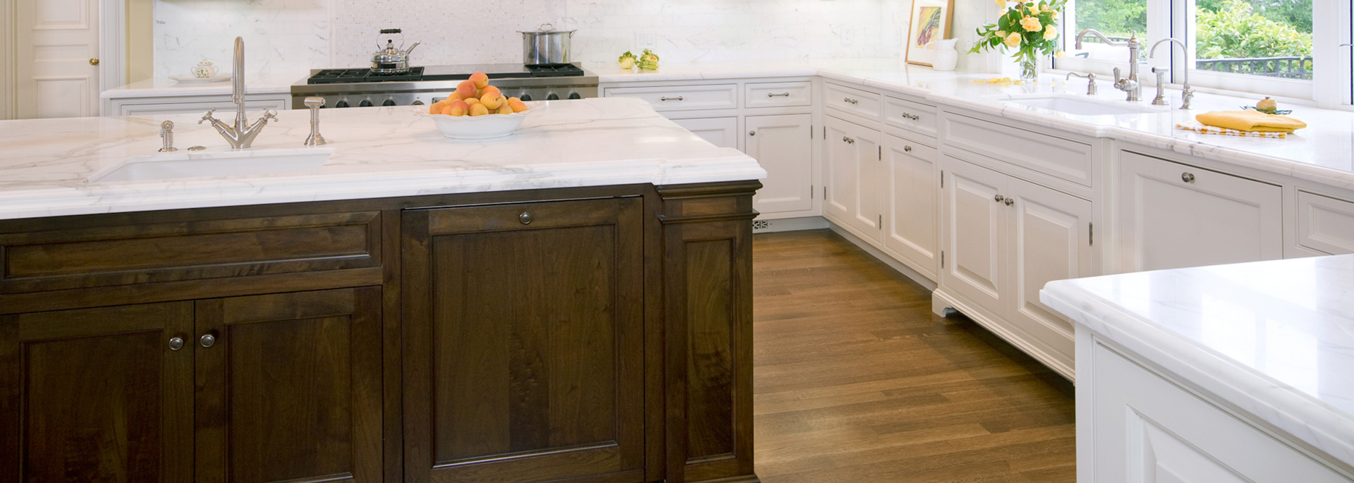 H & R Homes Remodeling is an authorized Welborn Cabinet dealer